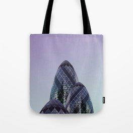 LND CLR X-10 London Colour Architecture Art Tote Bag