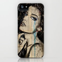 new page iPhone Case