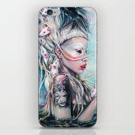 Yolandi The Rat Mistress  iPhone Skin