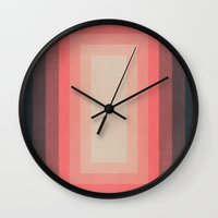 matrix Wall Clocks featuring Matrix by Tracie Andrews