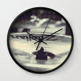 zildjian Wall Clock