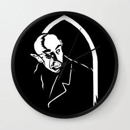 Graf Orlok Wall Clock