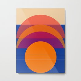 Spring- Pantone Warm color 06 Metal Print