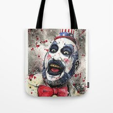 Captain Spaulding -The Devil's Rejects Tote Bag