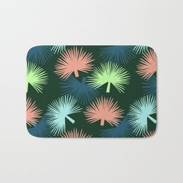 oversized palms Bath Mat