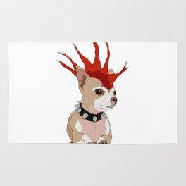 Bad Ass Chihuahua Rug