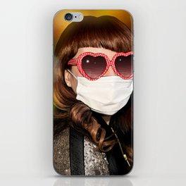 Tatemae iPhone Skin