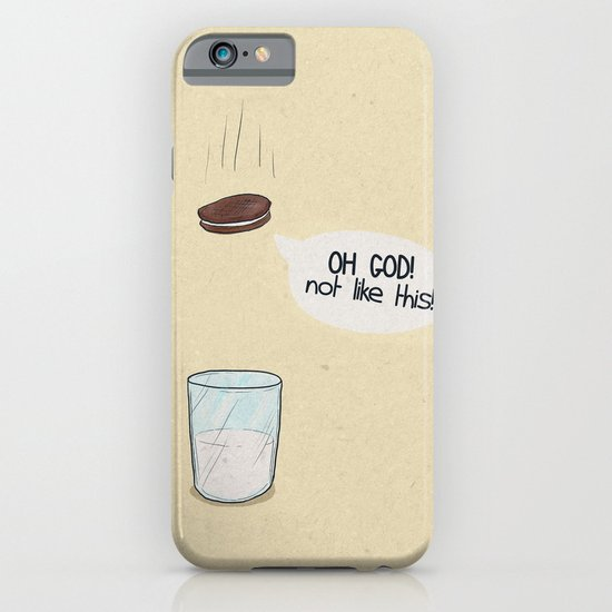 a biscuit's journey iPhone & iPod Case