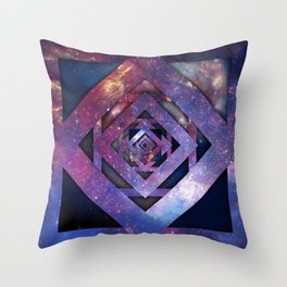 Twisted Universe, Second Throw Pillow