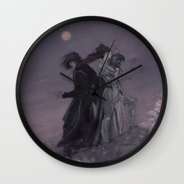 you and i will meet again Wall Clock