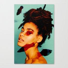 Goldfish #2 Canvas Print
