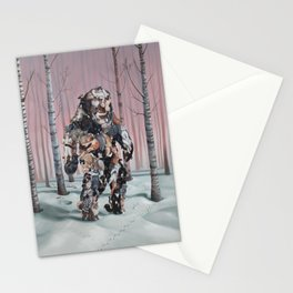 Catsquatch II Stationery Cards