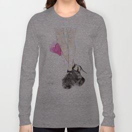 Jimmy Choo Long Sleeve T-shirt