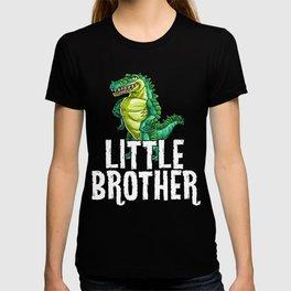 Crocodile Little Brother Alligator Reptile Animal T-shirt