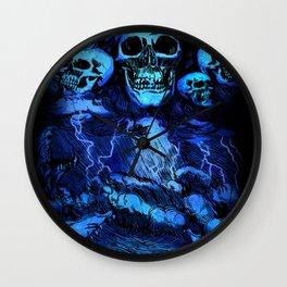 SKULLSTORM Wall Clock