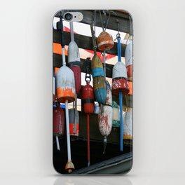 Cape Cod Bouys iPhone Skin