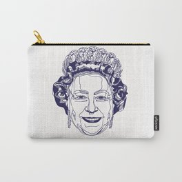 QUEEN LIZZY ELIZABETH Carry-All Pouch