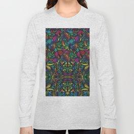 Abstract Design #70 Long Sleeve T-shirt