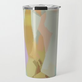 Abstract Painting No. 21 Travel Mug