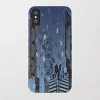 divergent iPhone & iPod Cases featuring Divergent by Melissa Woodall