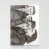 u2 Stationery Cards featuring Joshua Tree by Paul Nelson-Esch Art