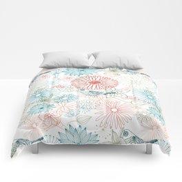 Floral dreams Comforters