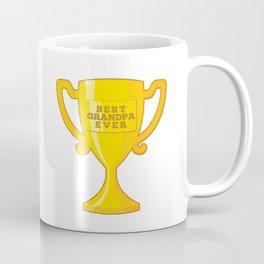 Best Grandpa Ever Coffee Mug