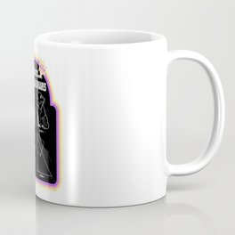 Learn to Draw Triangles & Squares Coffee Mug