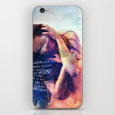 Blindness iPhone & iPod Skin