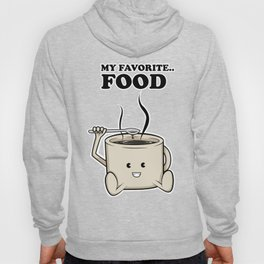 My favorite (food-cafe) Hoody