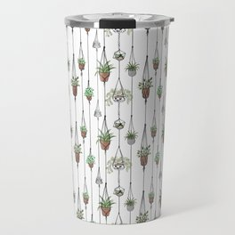 Hanging Plants Travel Mug