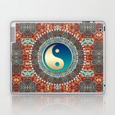 Bohemian Batik Yin Yang Laptop & iPad Skin