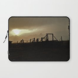 Ghost Towns Laptop Sleeve