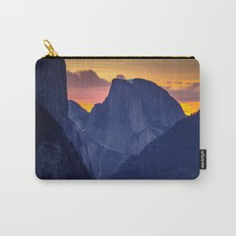 Half Dome Sunrise ~ Yosemite National Park Carry-All Pouch