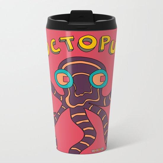 The Giant Octopus Metal Travel Mug