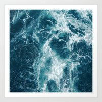 Sea 1 Art Print