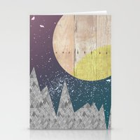 prometheus Stationery Cards featuring Prometheus by Babs Veloso