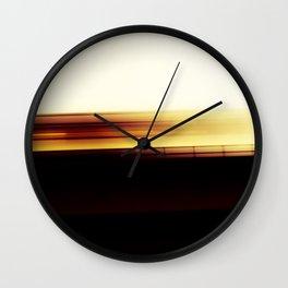 Time Escape Wall Clock