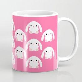 Mei the Strawberry Rabbit Coffee Mug