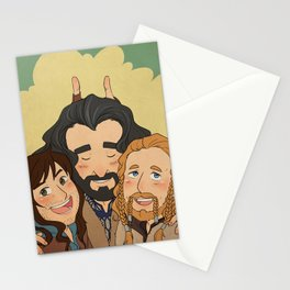 The Dorks of Durin Stationery Cards