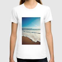Hermosa Beach Pier T-shirt