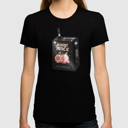 666% Goth Orange Juice T-shirt