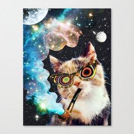High Cat Canvas Print