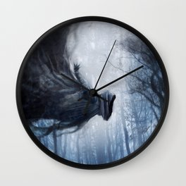 Rauperoden Wall Clock