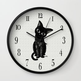 Lovely one Wall Clock