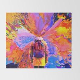 Imagination Throw Blanket