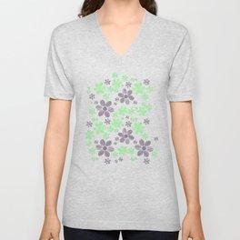 Pattern #21 Unisex V-Neck