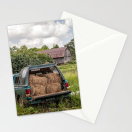 Bovine Canteen Stationery Cards