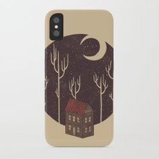 At Night iPhone X Slim Case