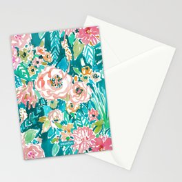 SUMMER IN MAUI Hibiscus Floral Stationery Cards